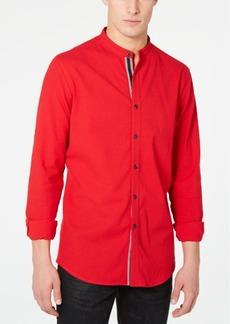 INC I.n.c. Men's Stretch Seersucker Shirt, Created for Macy's