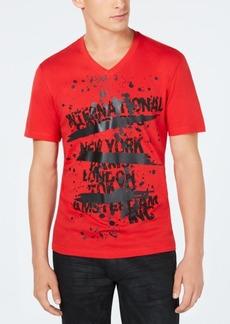 Inc Men's Text Graphic T-Shirt, Created for Macy's