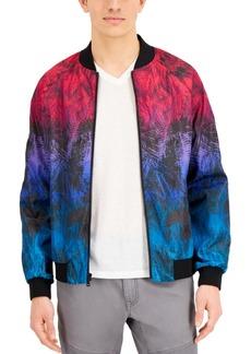 Inc Men's Tie Dye Zip-Front Jacket, Created for Macy's