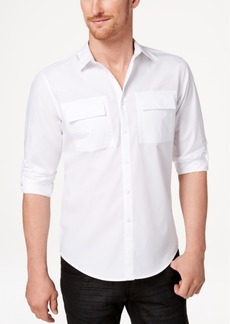 INC I.n.c. Men's Utility Shirt, Created for Macy's