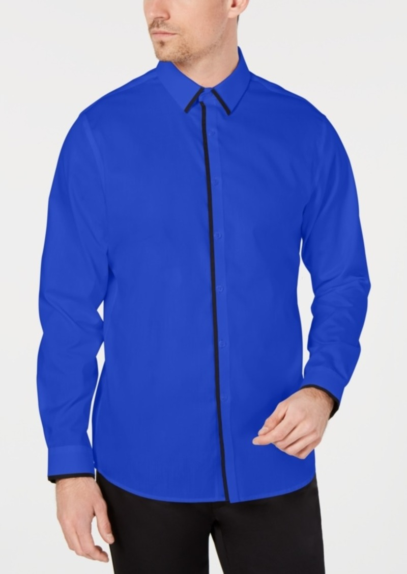 INC I.n.c. Men's Victor Shirt, Created for Macy's