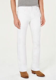 Inc Men's White Bootcut Jeans, Created for Macy's