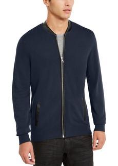 Inc Men's Zip-Front Cardigan, Created For Macy's