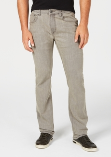 Inc Stretch Slim Straight Jeans, Created for Macy's