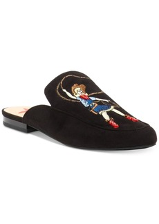Anna Sui x Inc International Concepts Gannie Mules, Created for Macy's Women's Shoes