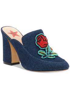 Anna Sui x I.n.c. Maddiee Mules, Created for Macy's Women's Shoes