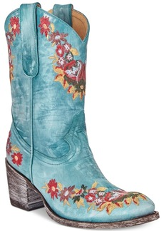 Anna Sui x Inc International Concepts Old Gringo Lynn Western Boots, Created For Macy's Women's Shoes