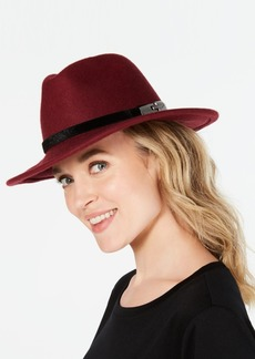 INC International Concepts Inc Animal-Band Panama Hat, Created for Macy's