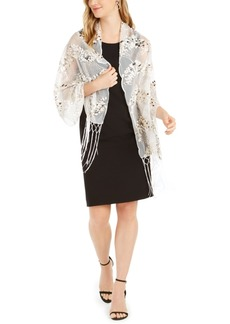 INC International Concepts Inc Art Deco Sequin Wrap, Created For Macy's
