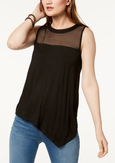 INC International Concepts I.n.c. Asymmetrical Illusion Top, Created for Macy's