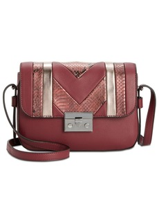 INC International Concepts I.n.c. Averry Patchwork Crossbody, Created for Macy's