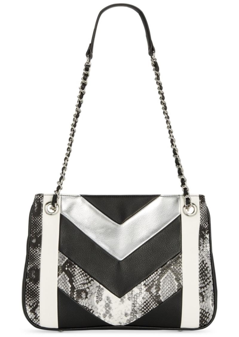 1cb7ef514d11 INC International Concepts I.n.c. Averry Patchwork Shoulder Bag ...
