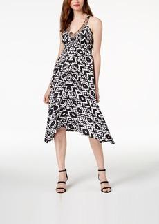 INC International Concepts I.n.c. Beaded Midi Dress, Created for Macy's