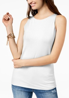 INC International Concepts I.n.c. Boat-Neck Tank Top, Created for Macy's