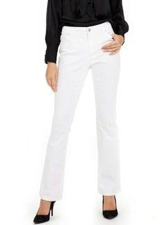 INC International Concepts Inc Bootcut Jeans, Created For Macy's