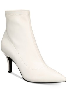 INC International Concepts I.n.c. Bray Sock Booties, Created for Macy's Women's Shoes