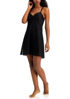 INC International Concepts Inc Burnout Chemise Nightgown, Created for Macy's