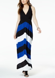 INC International Concepts I.n.c. Chevron Racerback Dress, Created for Macy's