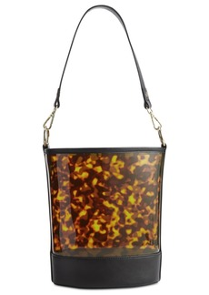 INC International Concepts Inc Clear Bucket Bag, Created for Macy's