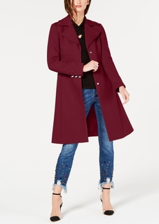 INC International Concepts I.n.c. Cotton Ponte-Knit Coat, Created for Macy's