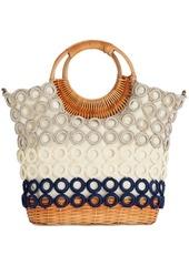 INC International Concepts Inc Crochet Multi Circles Crossbody, Created for Macy's