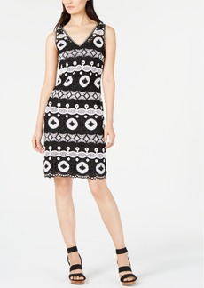 INC International Concepts I.n.c. Crocheted Sweater Dress, Created for Macy's