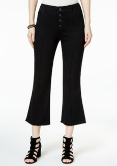 INC International Concepts I.n.c. Cropped Flared Jeans, Created for Macy's