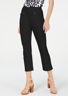 INC International Concepts Inc Cropped Skinny Pants, Created for Macy's