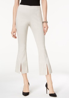 INC International Concepts I.n.c. Curvy-Fit Cropped Split-Hem Pants, Created for Macy's