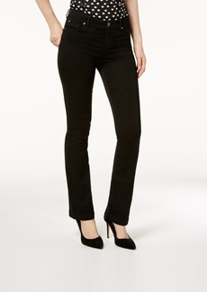 INC International Concepts I.n.c. Curvy-Fit INCFinity Bootcut Jeans, Created for Macy's
