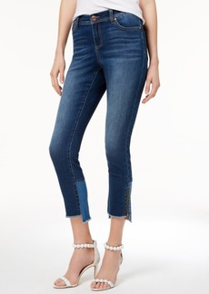 INC International Concepts I.n.c. Step-Hem Skinny Jeans, Created for Macy's