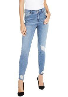 INC International Concepts Inc Curvy Rip & Repair Skinny Jeans, Regular & Long, Created for Macy's