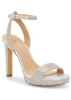 INC International Concepts Inc Daivi Platform Sandals, Created for Macy's Women's Shoes