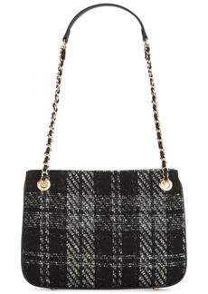 INC International Concepts I.n.c. Deliz Boucle Shoulder Bag, Created for Macy's
