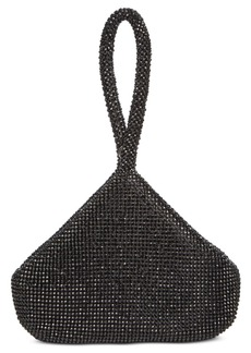 INC International Concepts Inc Doris Sparkle Mesh Pouch, Created for Macy's
