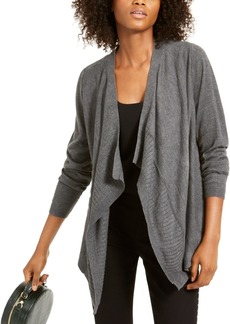 INC International Concepts Inc Draped Sweater, Created For Macy's