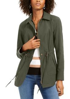 INC International Concepts I.n.c. Drawstring Anorak Jacket, Created For Macy's