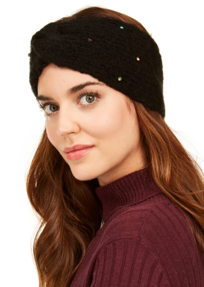 INC International Concepts Inc Embellished Headwrap, Created for Macy's