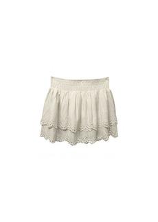 INC International Concepts Inc Eyelet Mini Skirt, Created for Macy's