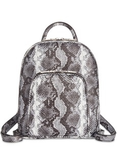 INC International Concepts I.n.c. Farahh Snake Backpack, Created for Macy's