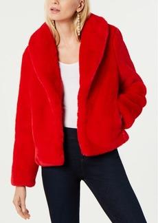 INC International Concepts I.n.c. Faux-Fur Coat, Created for Macy's