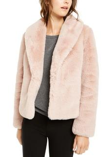 INC International Concepts Inc Faux-Fur Coat, Created for Macy's