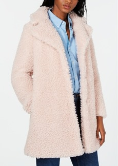 INC International Concepts I.n.c. Faux-Fur Coat, Created for Macy's