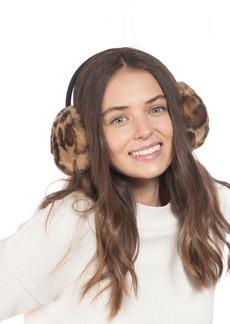 INC International Concepts Inc Faux-Fur Earmuffs, Created for Macy's