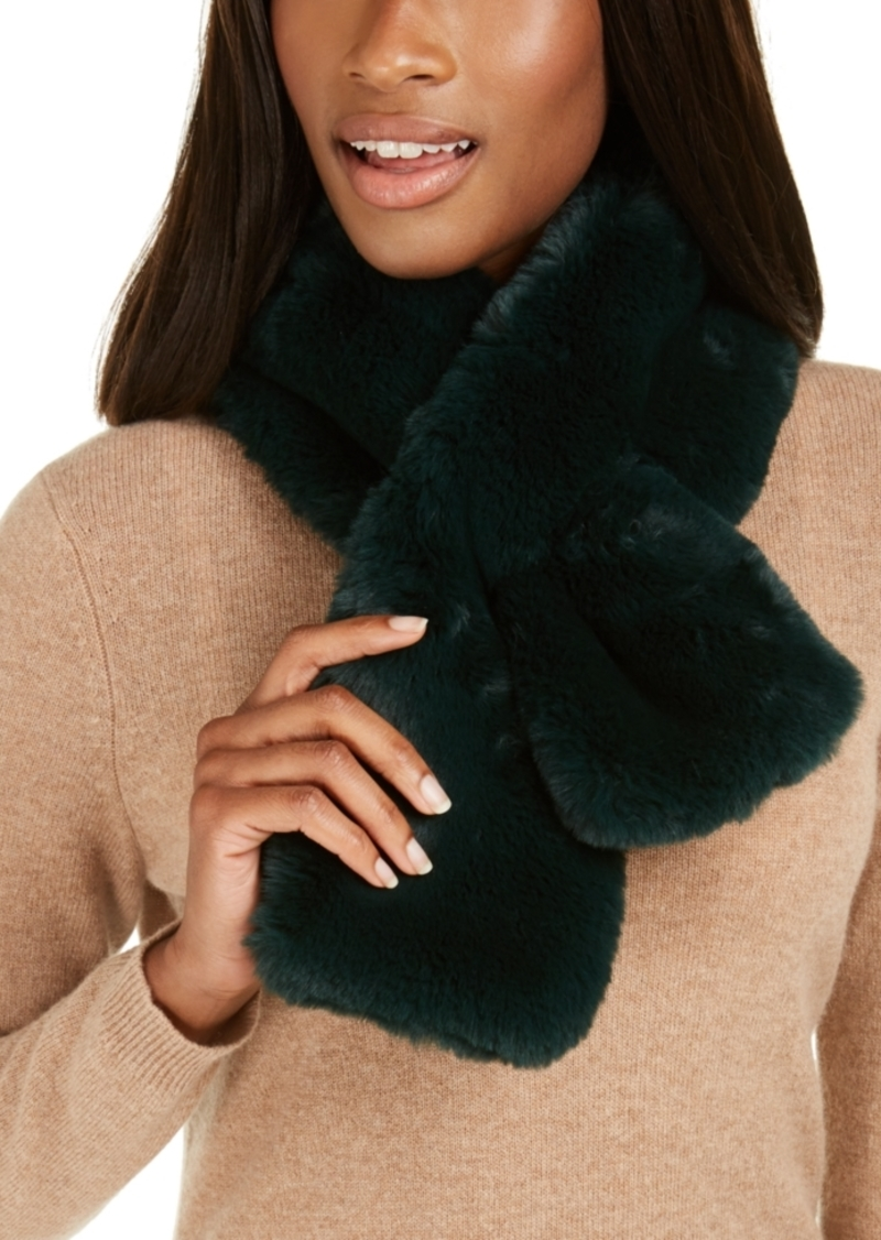 INC International Concepts Inc Faux-Fur Stole, Created For Macy's