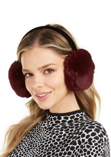 INC International Concepts Inc Faux-Fur Velvet-Band Earmuff, Created for Macy's