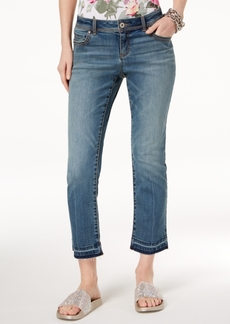 I.n.c. Skinny Cropped Jeans, Created for Macy's