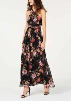 INC International Concepts I.n.c. Floral-Print Pleated Dress, Created for Macy's