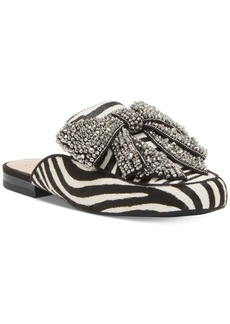 INC International Concepts Inc Gannie Slip-On Mule Loafer, Created for Macy's Women's Shoes