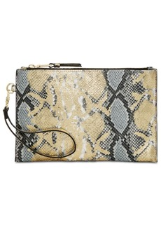 INC International Concepts I.n.c. Glam Snake Party Wristlet Clutch, Created for Macy's
